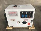 Gerador Diesel silencioso super 5kVA para a HOME, gerador do diesel 5kVA