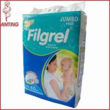 Wholesale Cheap Disposable Baby Diaper with Clothlike Backsheet