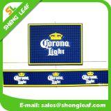 飲み物ビール柔らかいPVCゴム製棒マット(SLF-BM023)