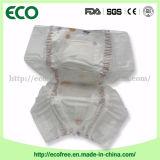 Pañal disponible suave y respirable de Extrathin del OEM del bebé con la venda grande de la cintura