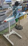 Máquina magnética eléctrica automática del lacre del pedal con el certificado de la operación manual y del Ce para los bolsos del embalaje y el sello de plástico