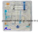 zentraler venöser Katheter des dreifachen Lumen-7fr 3 mit ISO, Cer, FDA Zustimmung