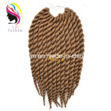 Manufatura sintética de 2016 tranças do Crochet das tranças baratas