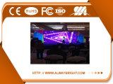 P4 étalage de panneau d'intérieur polychrome du vidéo DEL pour la location