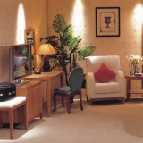 Новый комплект спальни мебели гостиницы конструкции (EMT-A0659)