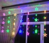LED Decoration Holiday Christmas Outdoor Flash Icicle Lights