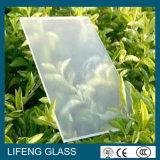 3.2mm-4mm Niedrig-Eisen Mistlite Solarglas
