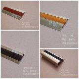 Perfiles de aluminio para pisos antideslizantes de caucho multifunción Serie LGA