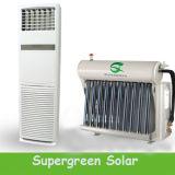 type debout climatiseur solaire hybride de plancher de 36000BTU 10000W 220-240V