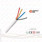 Câble de haut-parleur diplômée par UL/Ce/RoHS