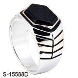 Argento 925 dell'anello dei monili personalizzato fabbrica