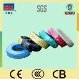 Câble à un noyau d'isolation de PVC