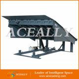 Niveleur hydraulique de rampes d'embarcadère de rampes de yard