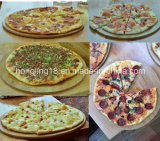 [هونغلينغ] 3 ظهر مركب 6 صينيّة غال تجاريّة بيتزا فرن لأنّ عمليّة بيع