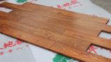 Assoalho de madeira real Scented de Bubinga