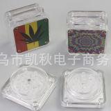 Acrylplastikrauch-Kraut-Tabak-Schleifer-Handzerkleinerungsmaschine