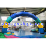 Arc gonflable publicitaire / Rainbow Inflatable Arch / Oxford Cloth Inflatable Arch