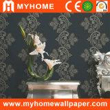 Papel pintado profundamente realzado casero de la decoración con la calidad de Gurantee