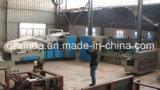 Faltende Abschminktuch-maschinelle Herstellung-Zeile