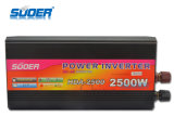 Suoer 12V 220V 2500W Gleichstrom-Wechselstrom geänderter Sinus-Wellen-Energien-Inverter (HAD-2500A)