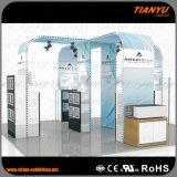 Modèle en aluminium de cabine de profil pour des événements d'objet exposé