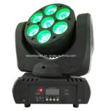 움직이는 Head Lights, 7X12W Beam Moving Head