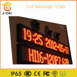 Im Freienled Display Module für Scrolling LED Message Sign