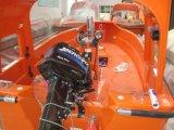 O tipo GRP do braço do Luffing da gravidade abre o barco salva-vidas