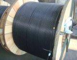 Cable aislado y PVC forrado 6~35kv de XLPE del milivoltio de transmisión