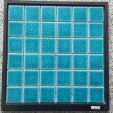 Telha cerâmica azul da venda quente