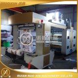 6 Farben-Stapel-Typ flexible Drucken-Maschine