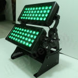 72X12W DMX Beleuchtung der Stadiums-Stadt-Farben-heraus Tür-LED