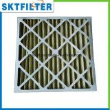Filtro Foldaway de la eliminación del polvo del aire pre