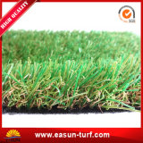 Ajardinando o relvado artificial da grama do relvado para a decoração Home