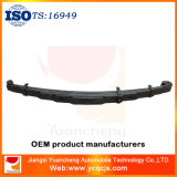 Da suspensão resistente do barramento da mola de lâmina da mola do pulo do reboque/caminhão do mercado de Rússia peças de reposição
