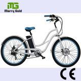 2017 nuevo regalo de la bicicleta eléctrica EN15194 para las mujeres / de la muchacha