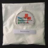 99.9% El Benzocaine sin procesar del polvo de las drogas locales del anestésico releva el dolor 94-09-7