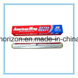 8011 de Bui 11 Microns 305mm van O de Folie van het Aluminium van het Huishouden van de Breedte