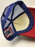 Ретро бейсбол сетки Snapback крышки пива голубой тесемки Pabst шлема водителя грузовика Pbr смешной (CPA_31083)
