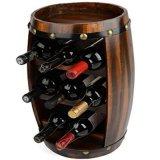5-liter Amerikaans Eiken Vat Handcrafted die Amerikaanse Witte Eiken Leeftijd gebruiken Uw Eigen Whisky, Bier, Wijn, Bourbon, Tequila
