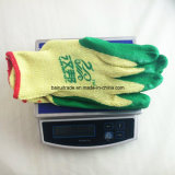 Gummihandschuhe, die für den Export Handschuhe Arbeits sind