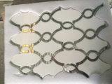 Azulejo de suelo Polished de mosaico del ladrillo del material de construcción