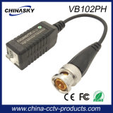 Screwless CCTV Video Balun für HD und Analogkameras (VB102pH)
