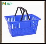 30 litres de panier en plastique Mjy-Tb03