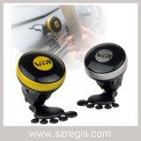Accesorios móviles giratorios del sostenedor del imán autocebante libre del soporte 360 del lechón