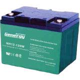 batterie d'acide de plomb de taux élevé de 12V 27ah