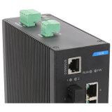 10 Schakelaar van Gigabit van de Schakelaar van Dinrail Ethernet van havens de Industriële