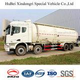 Yuchaiのディーゼル機関を搭載する35cbm C&Cのユーロ4のれき青炭の粉のタンク車