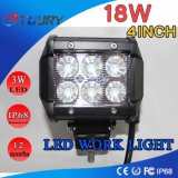 De Auto LEIDENE van CREE 18W 4inch 4WD Lichte Lamp van het Werk