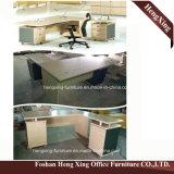 (HX-6D009)円の円形のヨーロッパデザイン現代支配人室の机